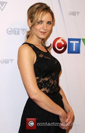 Jordana Spiro  CTV Upfront 2012 Presentation at The Sony Centre for the Performing Arts - Arrivals Toronto, Canada -...