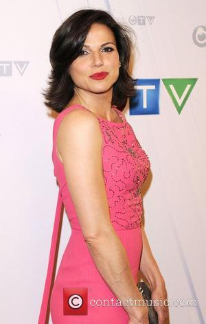 Lana Parrilla  CTV Upfront 2012 Presentation at The Sony Centre for the Performing Arts - Arrivals Toronto, Canada -...
