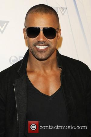 Shemar Moore  CTV Upfront 2012 Presentation at The Sony Centre for the Performing Arts - Arrivals Toronto, Canada -...