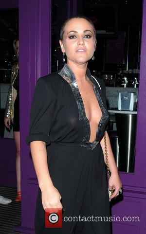 Jaime Winstone Turns Heads With Clipped Crop
