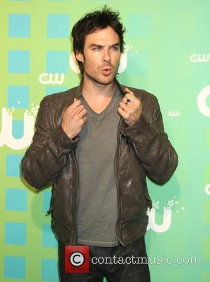 Ian Somerhalder 2012 The CW Upfront Presentation held at the London Hotel  New York City, USA - 17.05.12