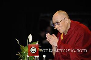 His Holiness the Dalai Lama  speaks at the Royal Albert Hall London, England - 19.06.12