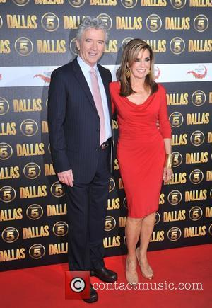 Patrick Duffy and Linda Grey
