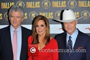Patrick Duffy and Larry Hagman