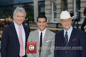 Duffy, Dallas, Jesse Metcalfe, Larry Hagman and Old Billingsgate