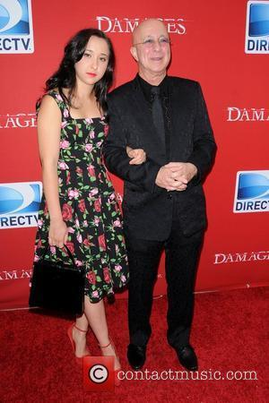 Paul Shaffer ,  Damages Season Five Premiere - Red Carpet Arrivals at The Paris Theater New York City, USA...