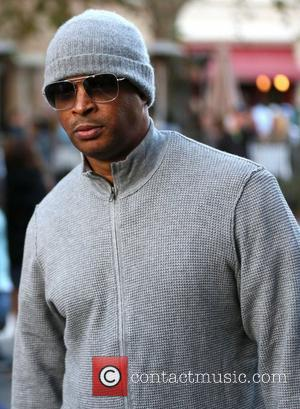 Damon Wayans out and about at The Grove Los Angeles, California - 06.07.12
