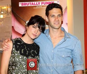 Selma Blair and Justin Bartha