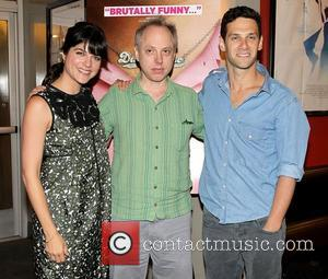 Selma Blair, Justin Bartha and Todd Solondz
