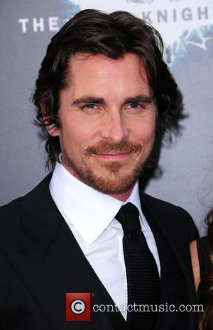 The Dark Knight Rises Premiere: Christian Bale Says Goodbye
