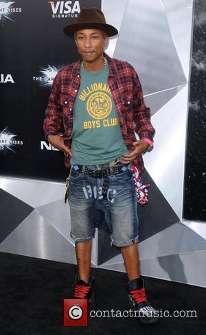 Pharrell Williams Secretly Engaged