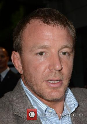 Guy Ritchie  The European Premiere of 'The Dark Knight Rises' held at the Odeon West End - Outside Arrivals....