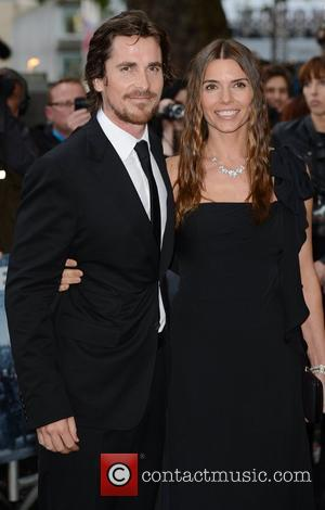 Christian Bale  The European Premiere of 'The Dark Knight Rises' held at the Odeon West End - Arrivals. London,...