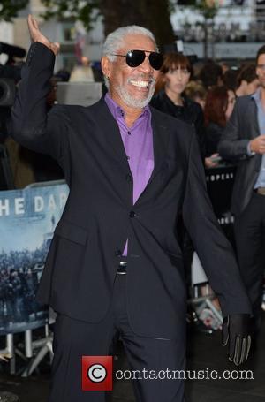 Morgan Freeman Donates $1 Million To Barack Obama's Re-election