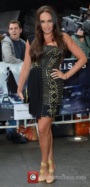 Tamara Ecclestone, The Dark Knight and Odeon Leicester Square