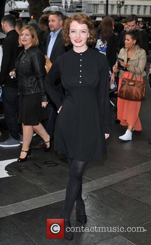 Dakota Blue Richards The European Premiere of 'The Dark Knight Rises' held at the Odeon West End - Arrivals. London,...