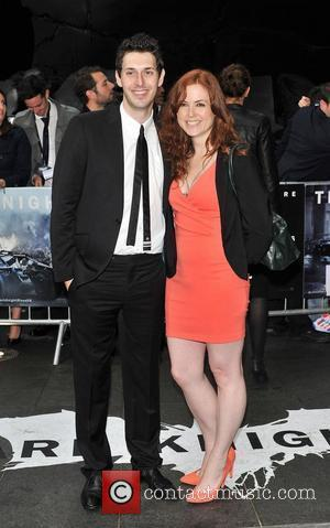 Blake Harrison The European Premiere of 'The Dark Knight Rises' held at the Odeon West End - Arrivals. London, England...