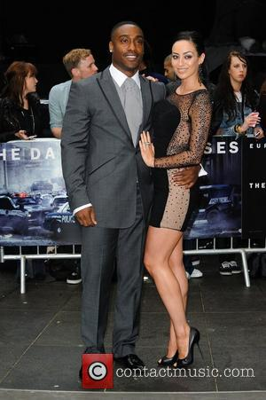 Simon Webbe The European Premiere of 'The Dark Knight Rises' held at the Odeon West End - Arrivals. London, England...