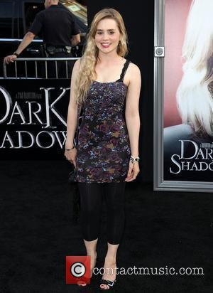 Alison Lohman and Grauman's Chinese Theatre