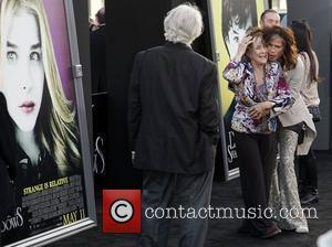 Cloris Leachman, Steven Tyler and Grauman's Chinese Theatre