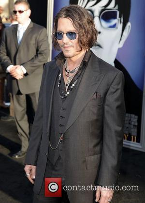 Johnny Depp and Grauman's Chinese Theatre