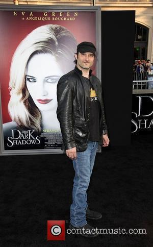 Robert Rodriguez Dark Shadows Premiere at Grauman's Chinese Theatre Hollywood, California - 07.05.12