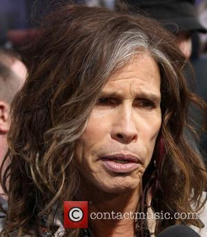 Steven Tyler 'Dark Shadows' premiere at Grauman's Chinese Theatre - Arrivals  Los Angeles, California - 07.05.12