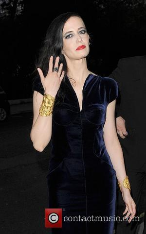 Eva Green 'Dark Shadows' Afterparty, held at Temple Place. London, England - 09.05.12