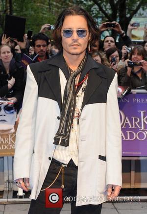 Johnny Depp, Empire Leicester Square
