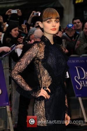 Bella Heathcote UK premiere of 'Dark Shadows' at The Empire Cinema - Arrivals London, UK - 09.05.12
