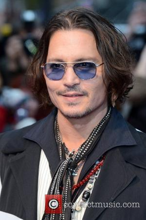 Johnny Depp, The Shadows and Empire Leicester Square