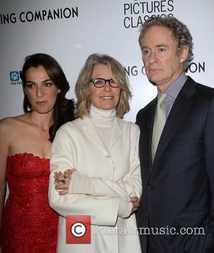 Ayelet Zurer, Diane Keaton and Kevin Kline