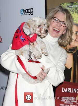 Diane Keaton Attempts To Find Shelter Dog A Home On Tv