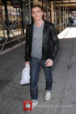 Dave Franco leaving his hotel in Soho New York City, USA - 06.04.12