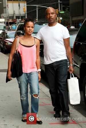 David Alan Grier out and about in a white t-shirt and jeans New York City, USA - 17.09.12