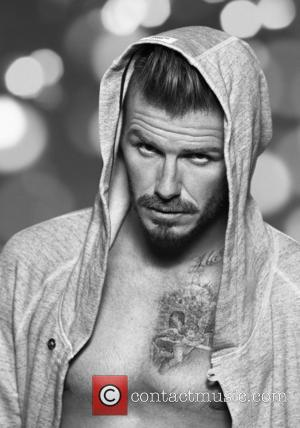 Pictures: David Beckham Launches New Bodywear Range For H&m