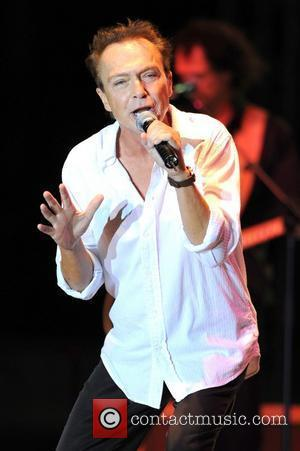 David Cassidy Touring With Hand Injury