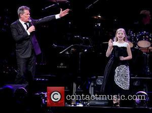 David Foster and Jackie Evancho David Foster and friends at Mandalay Bay Event Center Inside Mandalay Bay Resort and Casino...