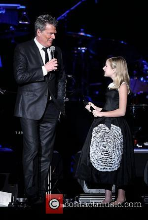 David Foster and Jackie Evancho