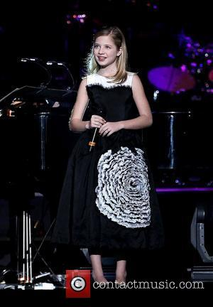 Jackie Evancho David Foster and friends at Mandalay Bay Event Center Inside Mandalay Bay Resort and Casino Las Vegas Las...