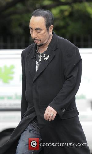 David Gest  arrives at filming for Hotel GB London, England - 01.10.12