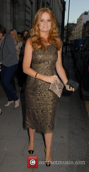Patsy Palmer David Gest and Patsy Palmer joint birthday party at the Grand Connaught Rooms to raise money for the...