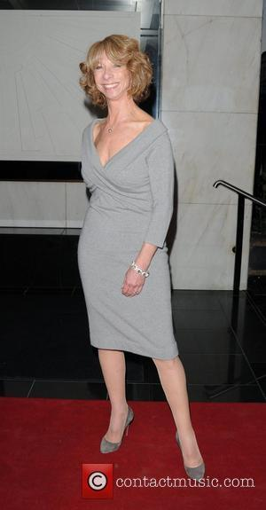 Helen Worth  David Gest and Patsy Palmer joint birthday party at the Grand Connaught Rooms to raise money for...