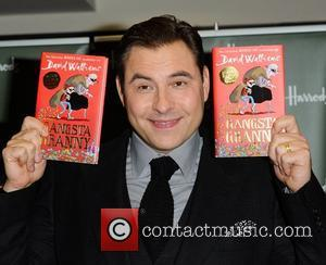 David Walliams, Harrods