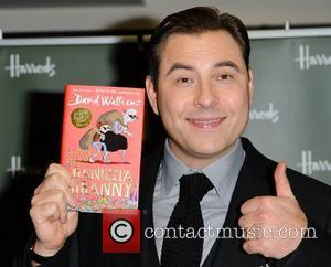 David Walliams and Harrods