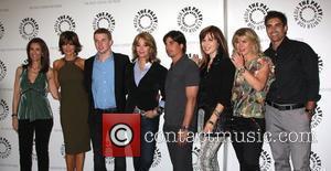 Kristian Alfonso, Chandler, Deidre Hall, Lisa Rinna and Paley Center For Media