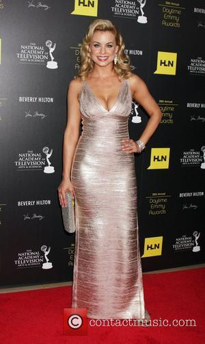 Jessica Collins and Daytime Emmy Awards