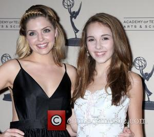 Haley Pullos and Daytime Emmy Awards