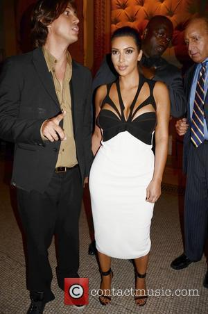 Jason Binn and Kim Kardashian