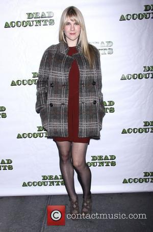 Lily Rabe, American Horror Story, Dead Accounts, Music Box Theatre and Arrivals. New York City